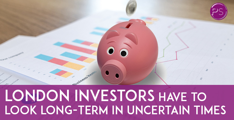 London Investors Have to Look Long-Term
