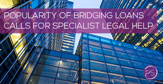 Popularity of bridging loans