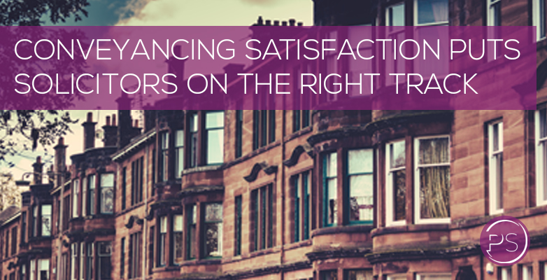 Conveyancing satisfaction
