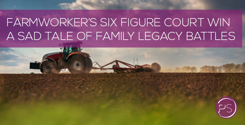 Farmworkers six figure