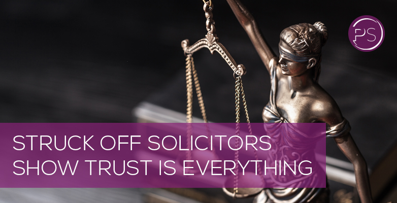 Struck Off Solicitors